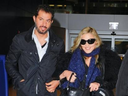 Madonna i Guy Oseary