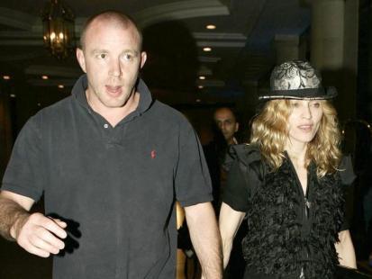 Madonna i Guy: rozwodu nie będzie
