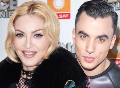 Madonna porzuciła chłopaka młodszego o 30 lat