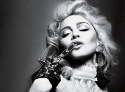 Madonna prowokuje na łamach Interview