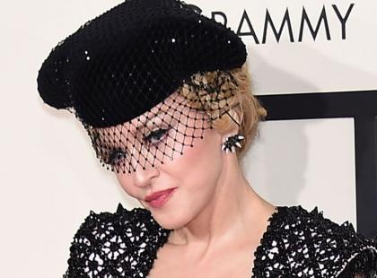 Madonna skomentowała swój upadek na Brit Awards