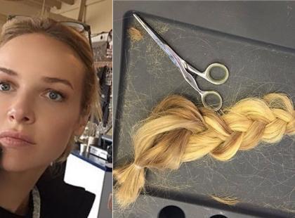 Magda Mielcarz ścięła włosy! Reakcja fanów mogła ją zawieść