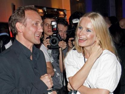 Magdalena Cielecka i Andrzej Chyra - Znowu razem...