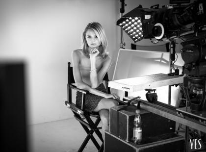 Magdalena Frąckowiak została twarzą kalendarza YES 2013
