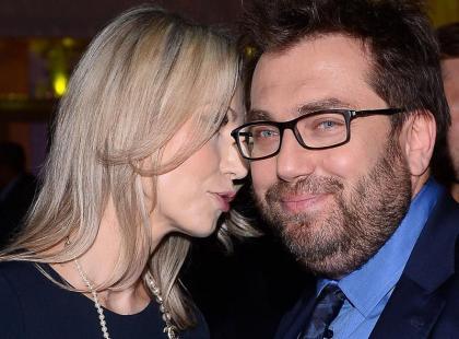 Magdalena Ogórek i Bartosz Węglarczyk pierwszy raz razem na imprezie! Była też jego eks