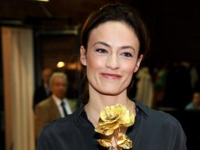 Magdalena Różczka otrzymała Bursztynową Różę