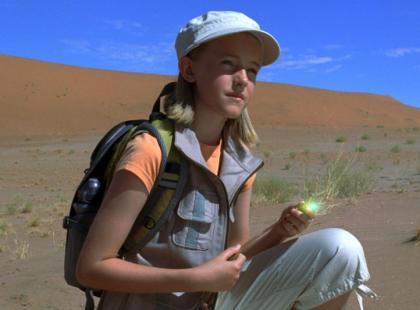 Magiczna podróż do Afryki (reż. Jordi Llompart)