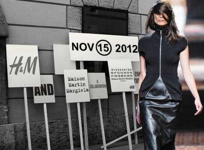 Maison Martin Margiela dla H&M