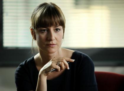 """Maja Ostaszewska w roli bezwzględnej prokurator w thrillerze """"Uwikłanie"""""""