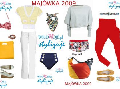 Majówka 2009 - We-dwoje stylizuje