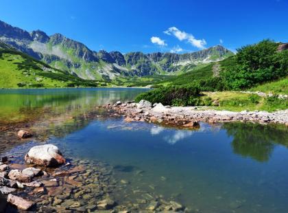 Majówka w górach - Tatry