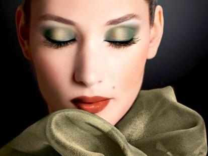Make Up Factory - makijaż na jesień 2011