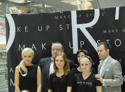 Make Up Store w Polsce