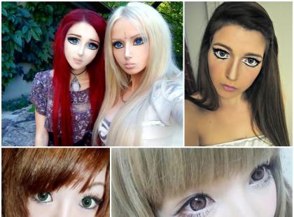 Makijaż anime krok po kroku