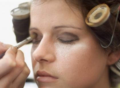 Makijaż asymetryczny