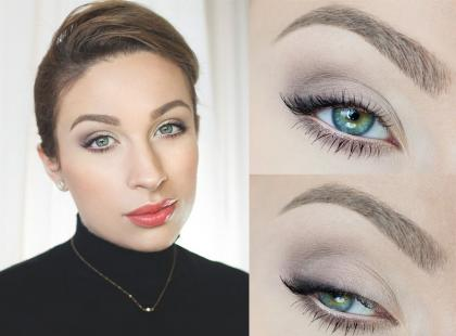 Makijaż do pracy krok po kroku