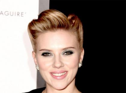 Makijaż jak u Scarlett Johansson