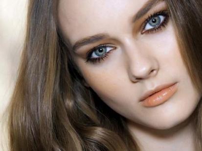 Makijaż jak z pokazu: Chloe - zima 2012