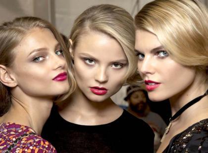 Makijaż jak z pokazu Dior - wiosna 2012