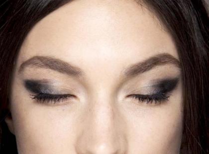Makijaż jak z pokazu: Lanvin - zima 2012