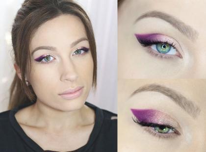 Makijaż jak z pokazu według Katosu krok po kroku [video]