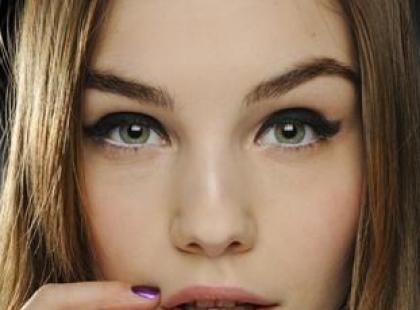 Makijaż jesienny: Rysuj oko!