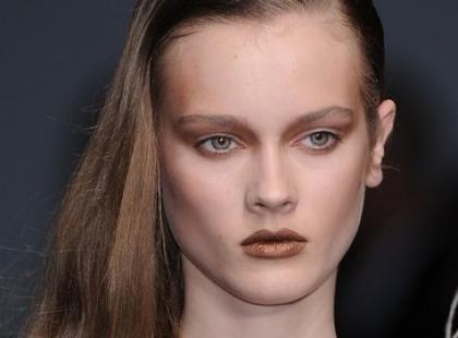 Makijaż karmelowy