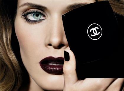 Makijaż: Kolekcja Noir Obscurs Chanel