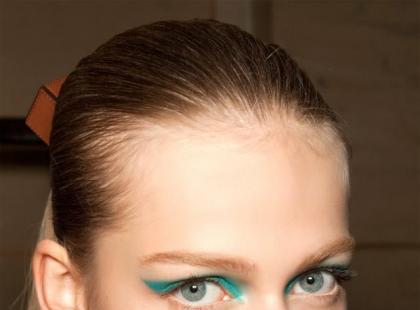 Makijaż: Kolorowe cienie do powiek