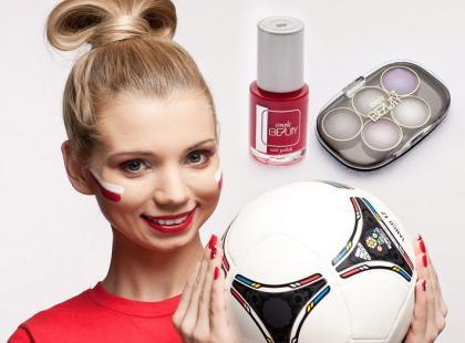 Makijaż na Euro 2012 krok po kroku