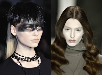 Makijaż na Halloween i... nie tylko