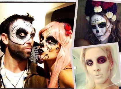 Makijaż na Halloween? Zainspiruj się stylem gwiazd!