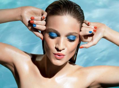 Makijaż na lato 2012 od Sephory