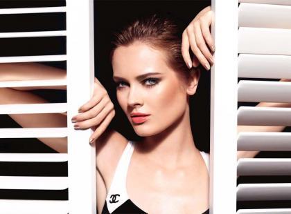 Makijaż na lato 2012 - Summertime de Chanel