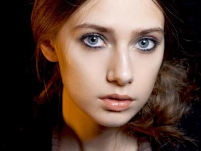 Makijaż na Walentynki - zmysłowe spojrzenie