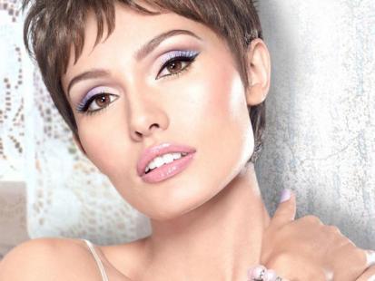 Makijaż na wiosnę 2012 - IsaDora Pearls of Passion