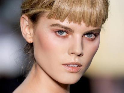 Makijaż na wiosnę 2012: W kolorze moreli