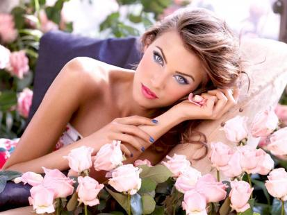 Makijaż na wiosnę: Pupa Jeans & Roses