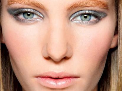 Makijaż oczu: Gwiezdna poświata