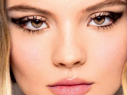 Makijaż oczu na rockowo