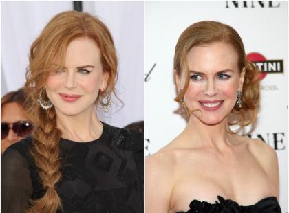 Makijaż pod lupą: Nicole Kidman