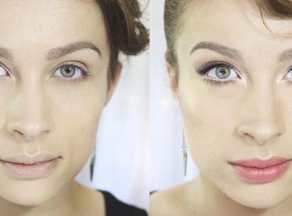 Makijaż powiększający oczy krok po kroku
