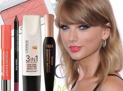 Makijaż Taylor Swift krok po kroku