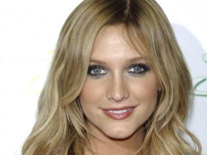 Makijaż w stylu Ashlee Simpson