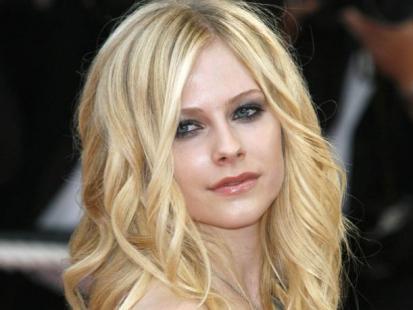 Makijaż w stylu Avril Lavigne