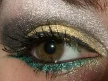 Makijaż w stylu Bollywood (video)