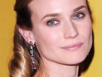 Makijaż w stylu Diane Kruger