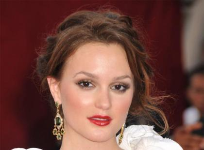 Makijaż w stylu Leighton Meester