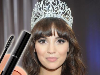 Makijaż w stylu nowej Miss Polonii