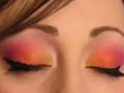 Makijaż zainspirowany latem (video)